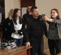 Тульских школьников познакомили с работой полиции