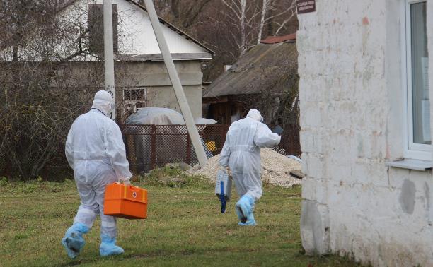 Резкий скачок: 193 случая коронавируса в Тульской области за сутки