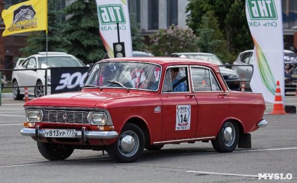 В Туле пройдет чемпионат области по автослалому
