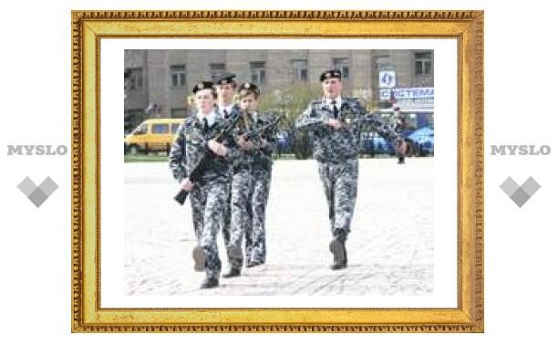 Пост №1 на площади Победы