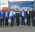 Промышленность Новомосковска: Новый уровень сотрудничества