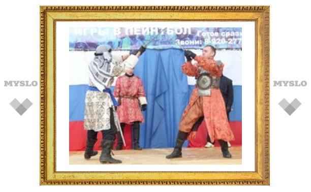 В Туле ниндзя напали на богатырей