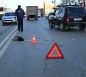 В Туле водитель иномарки сбил иностранца