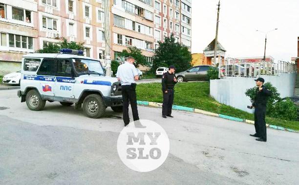 Полиция ищет людей, стрелявших на улице Металлургов в Туле