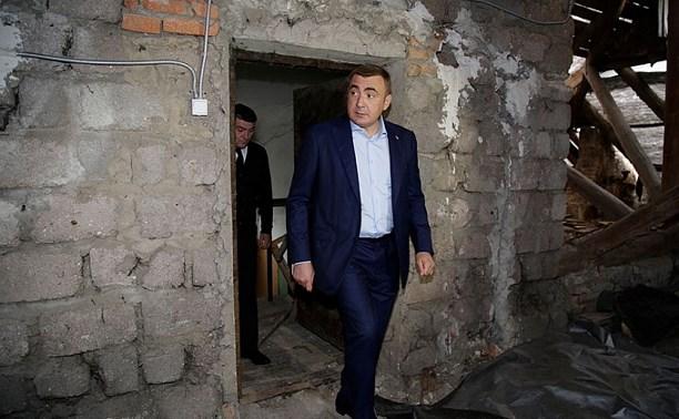 Алексей Дюмин проверил, как в Туле делают капремонт