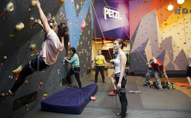 В Туле пройдет фестиваль по скалолазанию