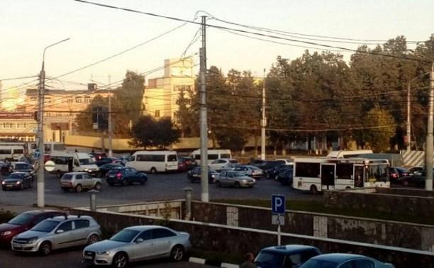 Туляки предлагают изменить схему движения в районе улицы Металлистов