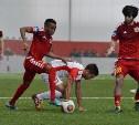 Тульский «Арсенал» уступил в первой игре сезона армянской «Мике» - 1:2