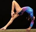 Тульские гимнастки триумфально выступили на родном помосте