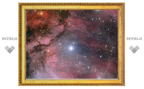 Опубликован снимок жемчужины туманности Киля