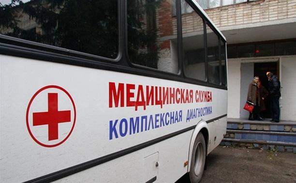 Онкологи начнут выезжать в районы Тульской области
