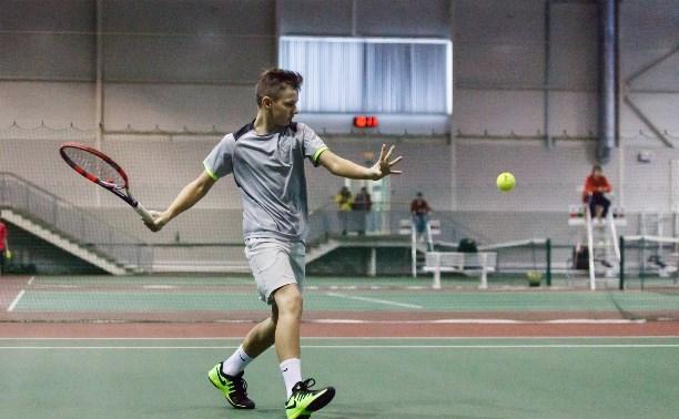 Тульский теннисист Егор Агафонов выиграл Международный турнир в Латвии