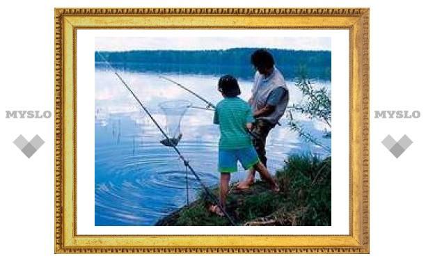 Рыбаки, с праздником!
