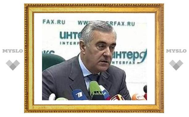 Причиной отставки Зязикова называют недовольство Кремля его работой