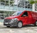 Mercedes-Benz Vito: Место работы и пространство для жизни