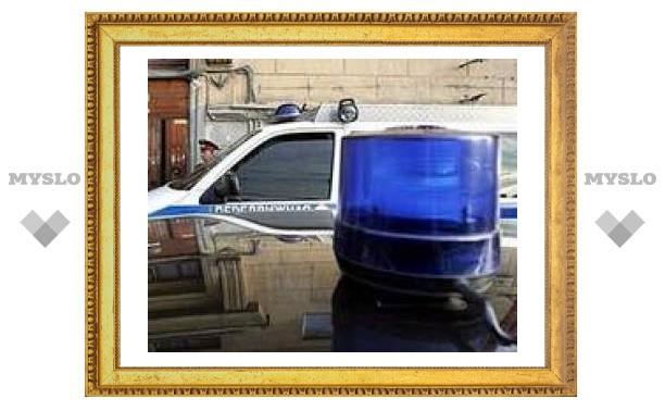 Милиционеры на северо-западе Москвы застрелили вооруженного дубиной хулигана