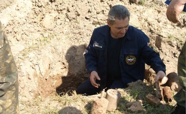 Тульский взрывотехник стал победителем регионального этапа «Созвездие мужества»