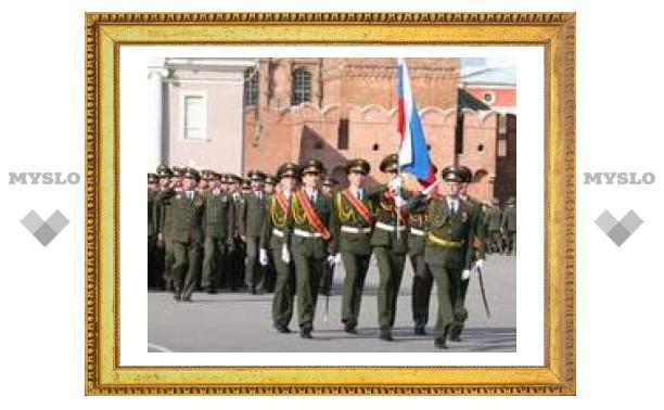 Тула к параду Победы готова!