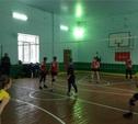 В Дубенском районе за две недели доделали спортзал