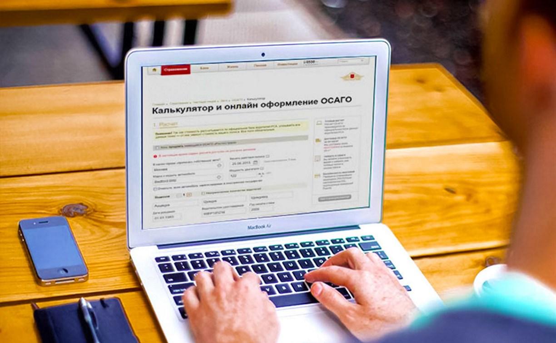 Тульские автолюбители чаще стали оформлять ОСАГО онлайн