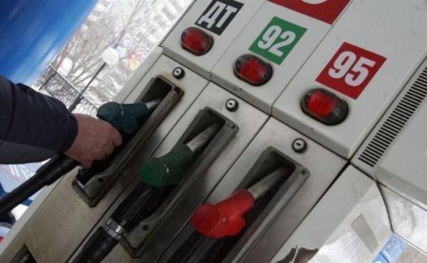 На тульских заправках продавали некачественное топливо