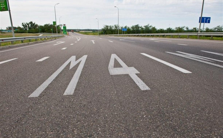 В Тульской области с 1 марта на платных участках М-4 «Дон» повысится стоимость проезда