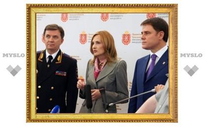 Депутаты Госдумы остались довольны посещением Тулы