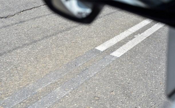 Из-за закрашенной сплошной возле автосалона произошло смертельное ДТП