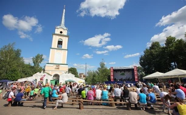 За посещение Крапивны могут ввести туристический сбор
