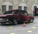 Два человека пострадали в аварии в Белёве