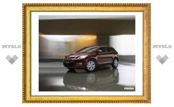 Новый внедорожник Mazda CX-7 оказался безумно популярным в России