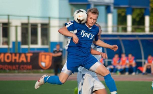 Тульский студенческий футбол вышел на новый уровень