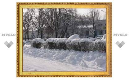"""Среда порадует Тулу """"зимней"""" погодой"""