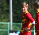 Молодёжка тульского «Арсенала» проиграла сверстникам ЦСКА