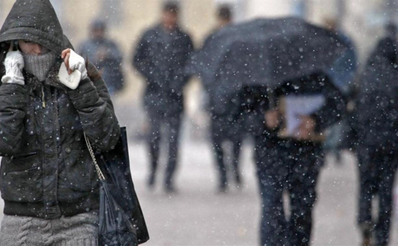 Погода в Туле 31 марта: заморозки, осадки и гололедица