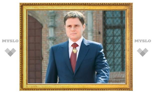Губернатор Тульской области отправился в Индию