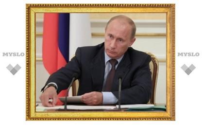 Путин планирует писать в соцсети