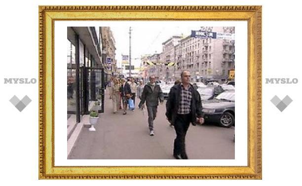 """Большинство россиян страдают """"неврозом большого города"""""""