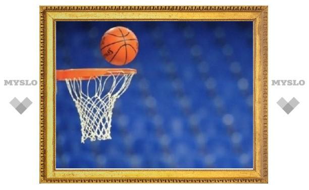 Тульские баскетболисты подвели итоги