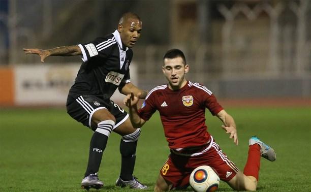 «Арсенал» отказался от услуг сербского полузащитника