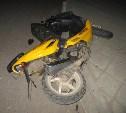 13-летний скутерист пострадал в аварии с «Мерседесом»