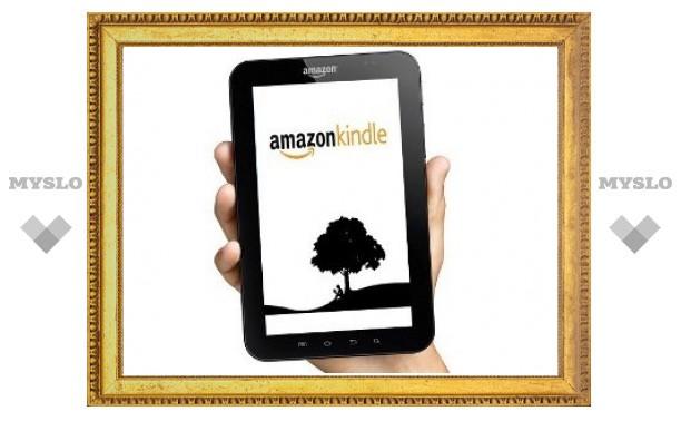 СМИ узнали о совместном планшете Amazon и Samsung