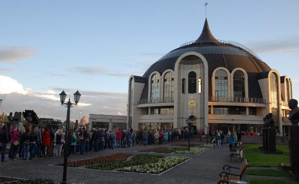 В «Ночь музеев» Тульский музей оружия принял более 10 тысяч посетителей