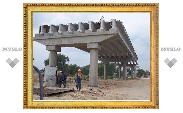 Тула попросит у Госдумы денег на строительство нового моста