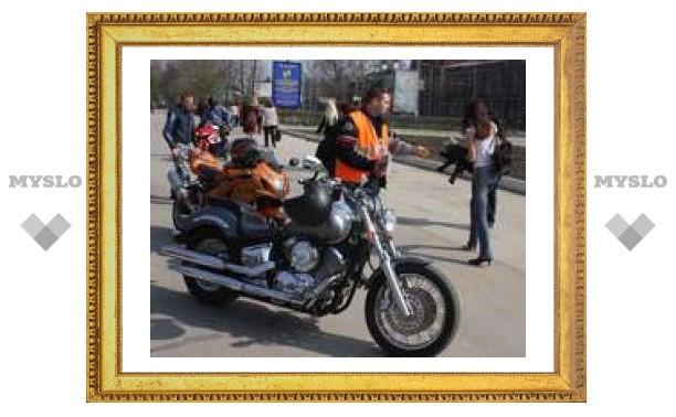 """В Туле проходит акция """"Осторожно, мотоциклист""""!"""