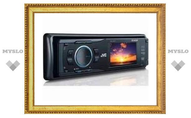 Автомобильный DVD/CD-ресивер JVC KD-AVX11