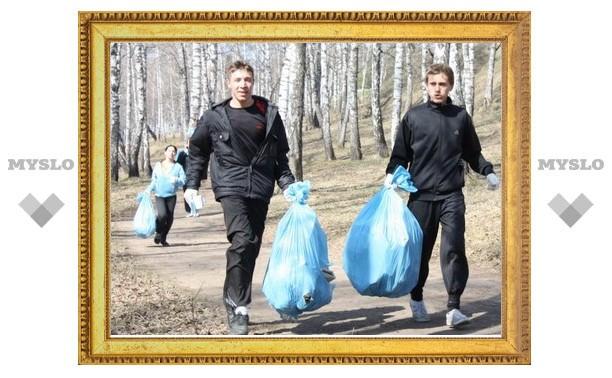 В Тульской области пройдет акция «Чистый лес»