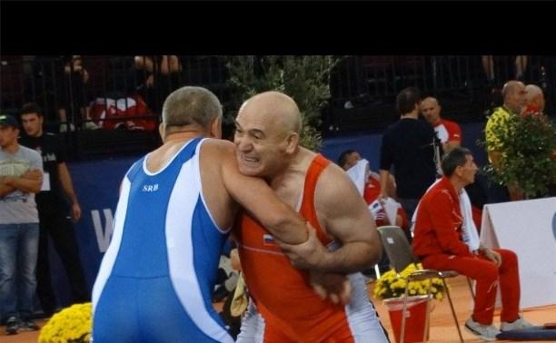 Алексинец стал призёром чемпионата России по греко-римской борьбе среди ветеранов