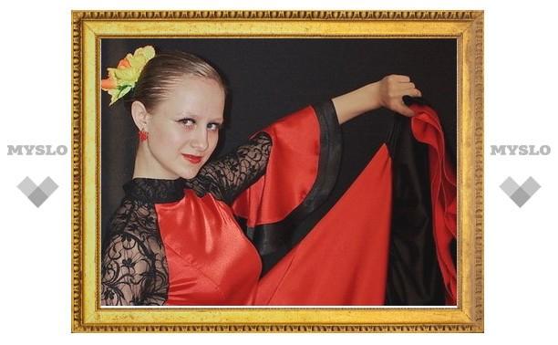 В Туле прошел фестиваль фламенко