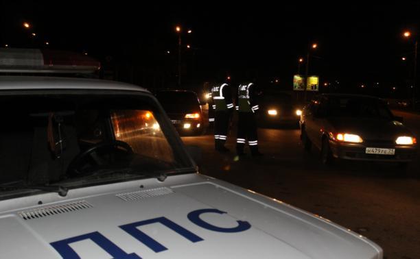 Под Кимовском разбился водитель иномарки